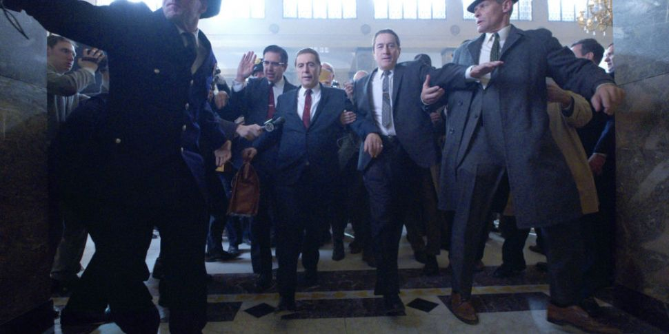 Watch The Trailer For Scorsese...