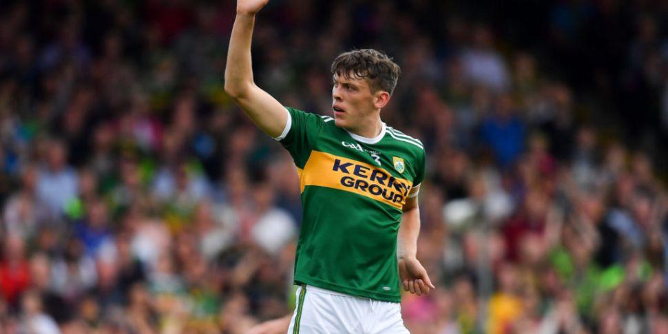 David Moran returns to Kerry m...