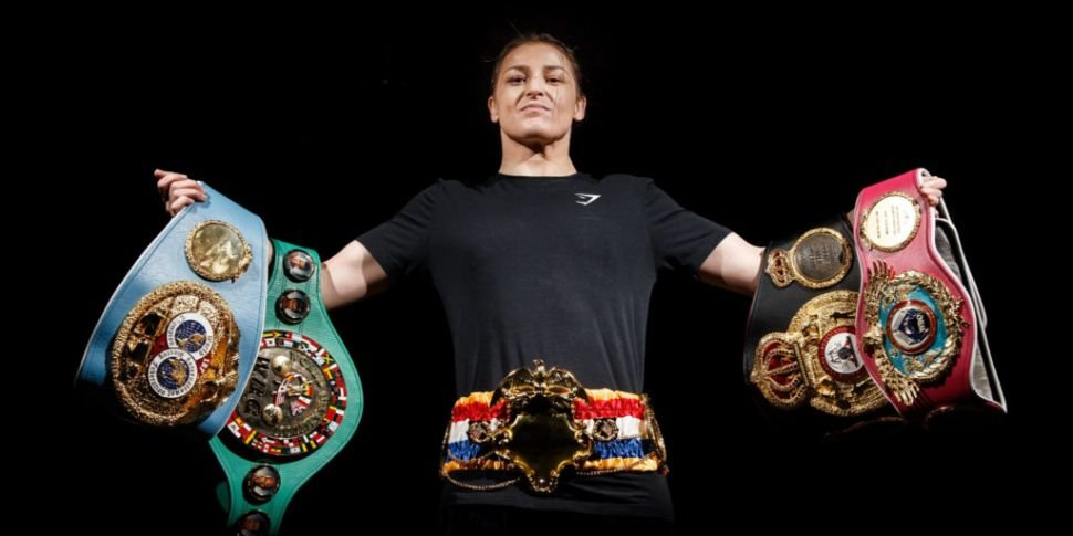 Katie Taylor's next opponent a...