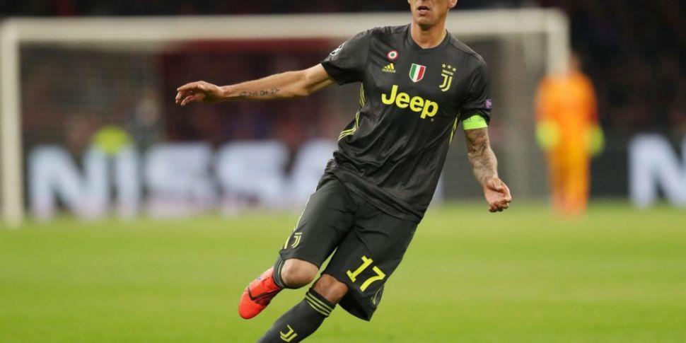Mario Mandzukic transfer to Ma...