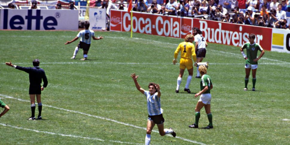 Argentina World Cup star Jose...