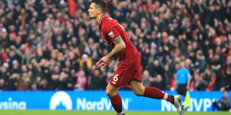 Lovren closing in on move to R...