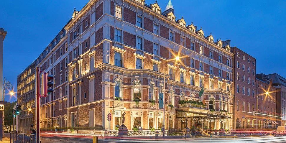 Shelbourne Hotel To Remove Fam...
