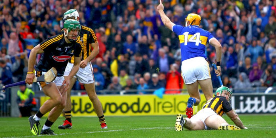 Tipperary clinch Liam MacCarth...