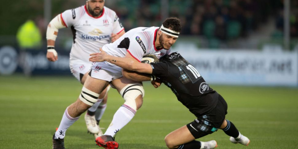 Ulster's Marcell Coetzee ruled...