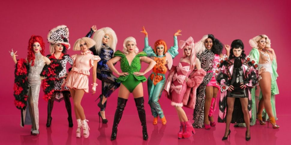 RuPaul's Drag Race UK Line-Up...