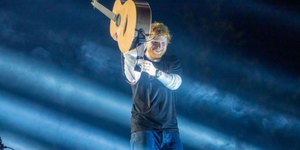 Ed Sheeran Adds Four New Irish...