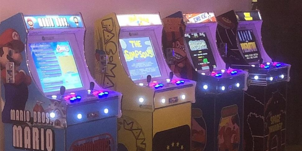 A Gaming Café Has Opened In Du...