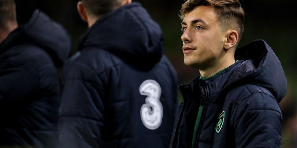 Irish U21 star Lee O'Connor jo...