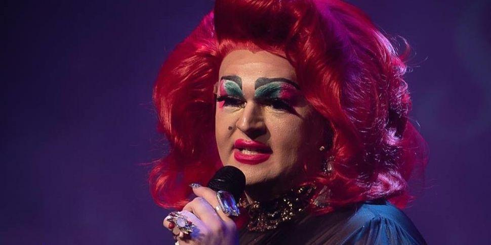 Dublin Drag Artist Dame Stuffy...