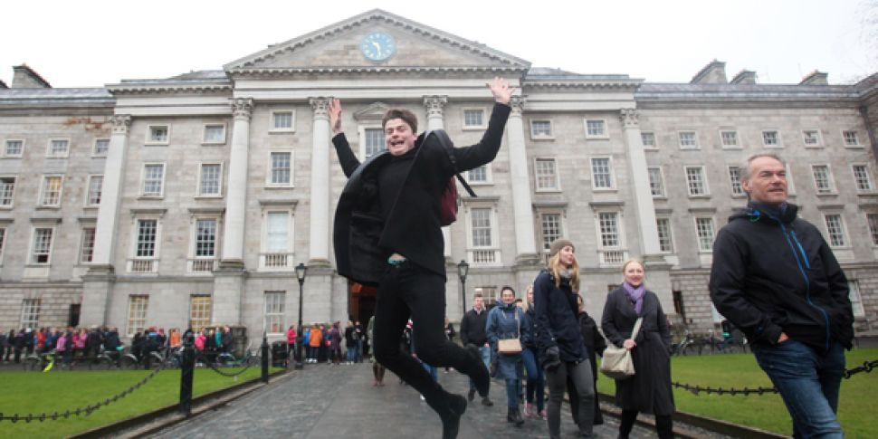 Trinity and DCU Plunge In Univ...