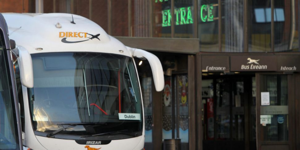 Bus Eireann Plans Major Redeve...