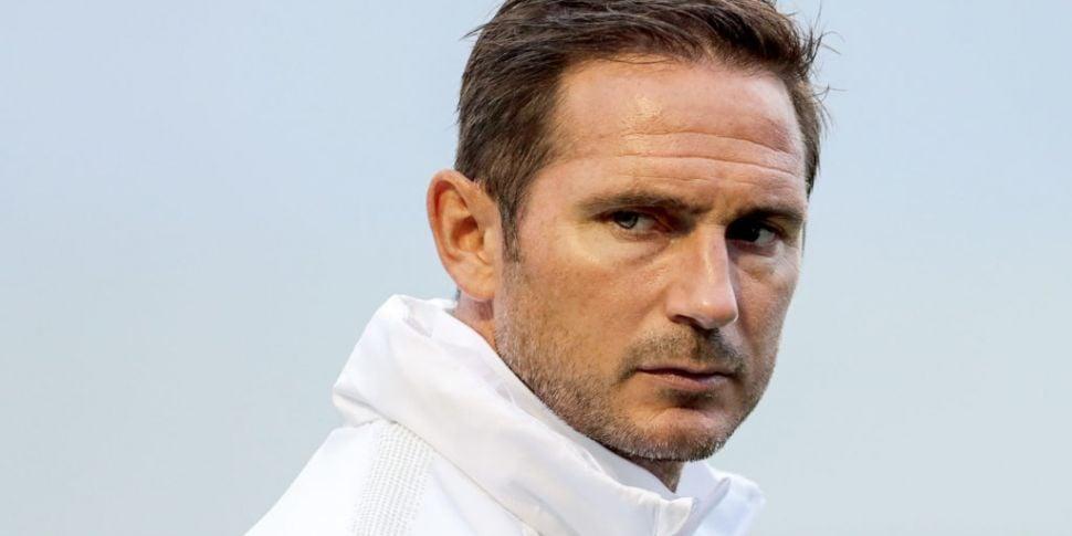 Chelsea boss Lampard plays dow...