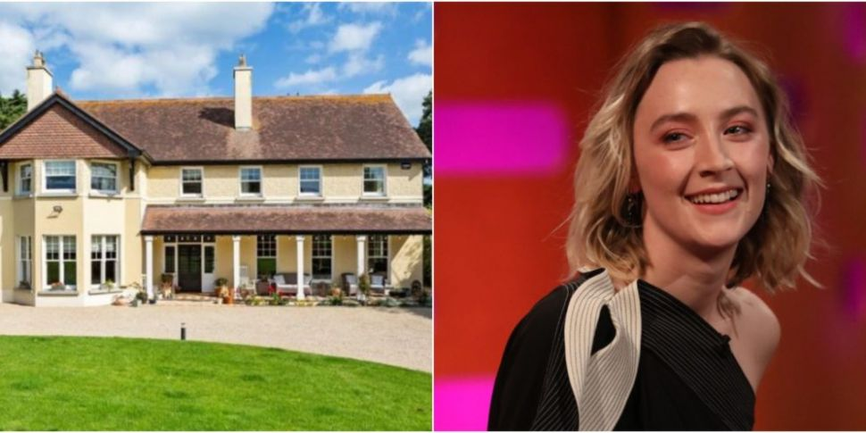 Saoirse Ronan Selling €1.5M Ho...
