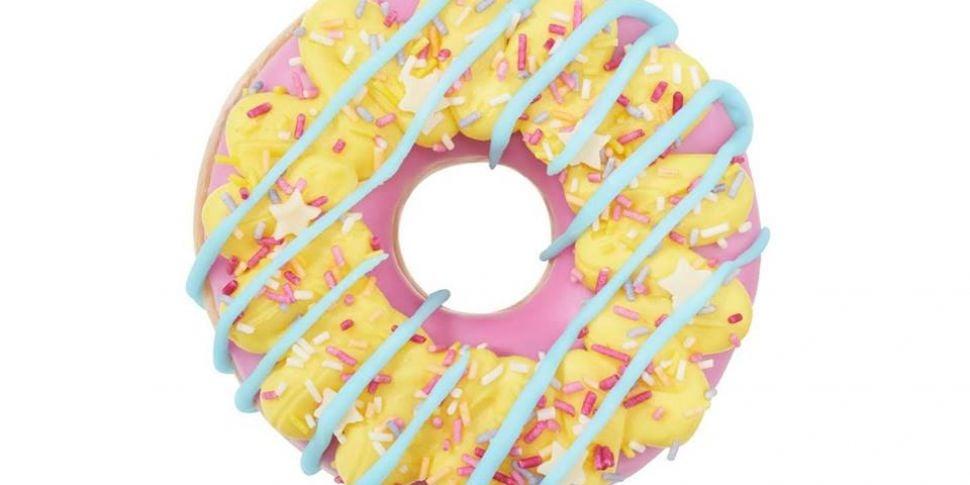 Krispy Kreme Launching Limited...