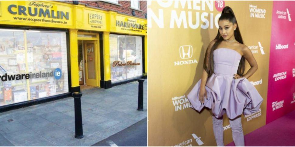 Ariana Grande Reportedly Spott...