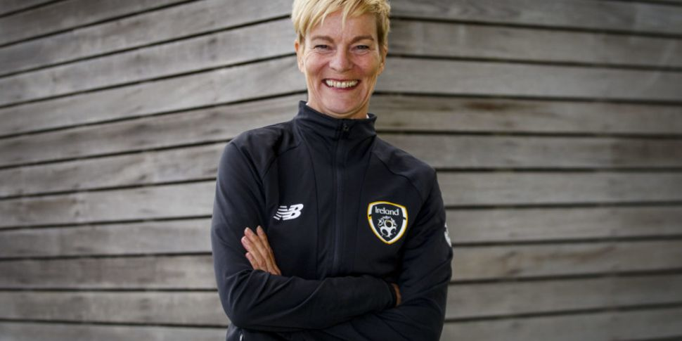 Vera Pauw names Ireland squad...