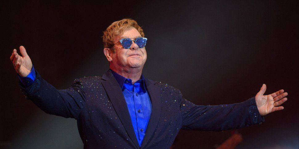 Elton John Has Announced An Ex...