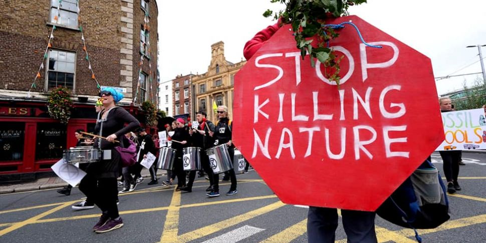 Extinction Rebellion Protests...