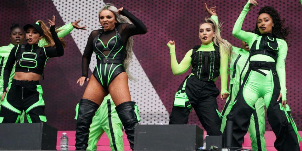 Little Mix Enjoy Time In Dubli...