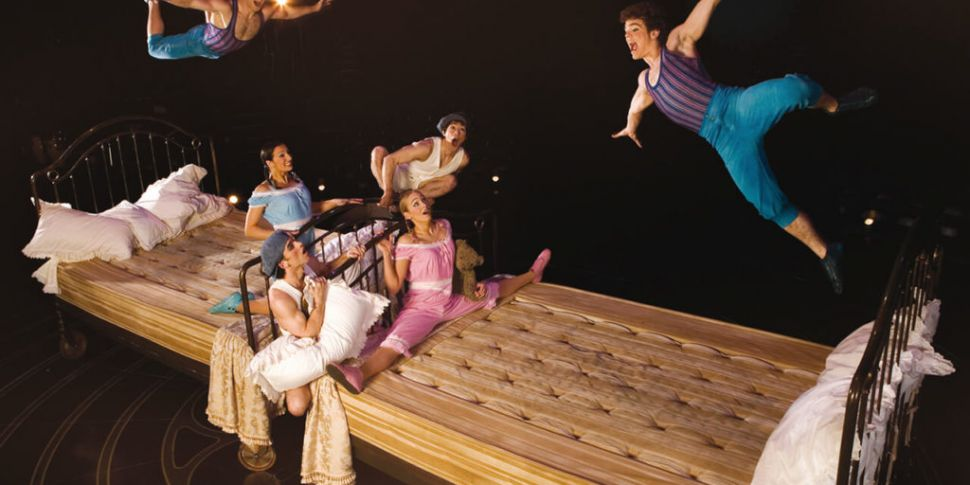 Cirque Du Soleil Corteo Coming...