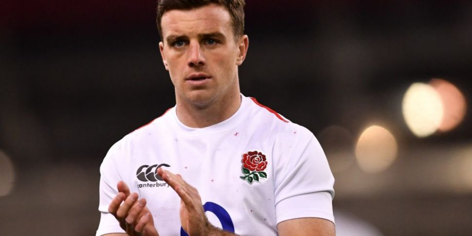 No place for George Ford in En...