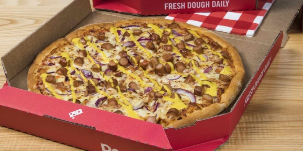 Domino's Is Releasing A Hot Do...