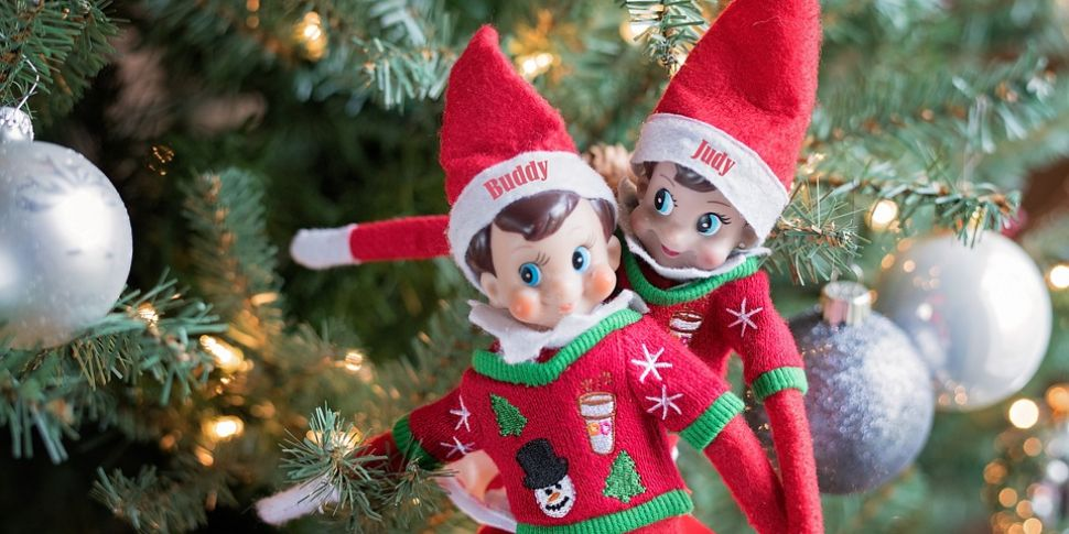 Elf On The Shelf Is Coming To...