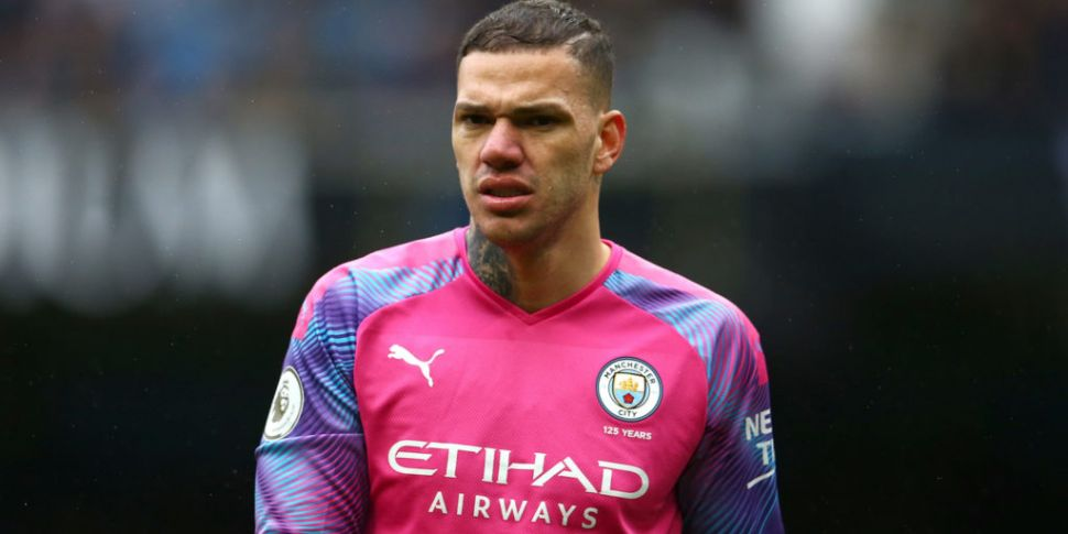 Ederson signs new long term co...