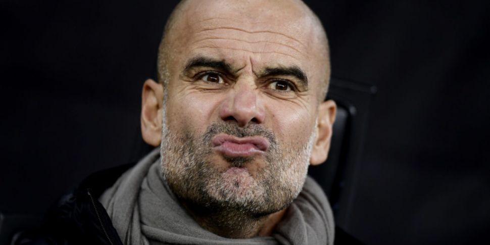 Pep Guardiola feels responsibl...