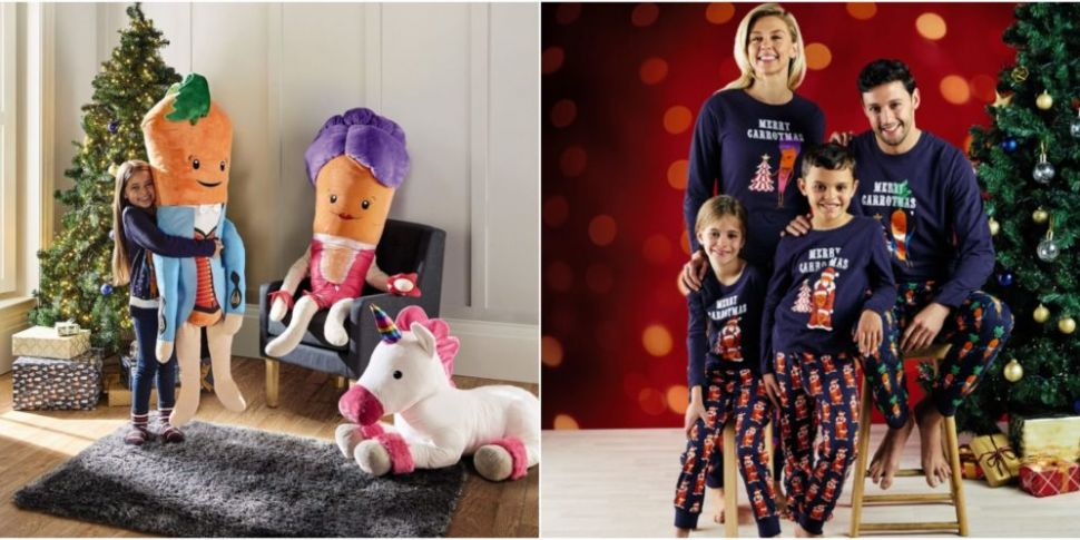 Aldi Unveils Kevin The Carrot...