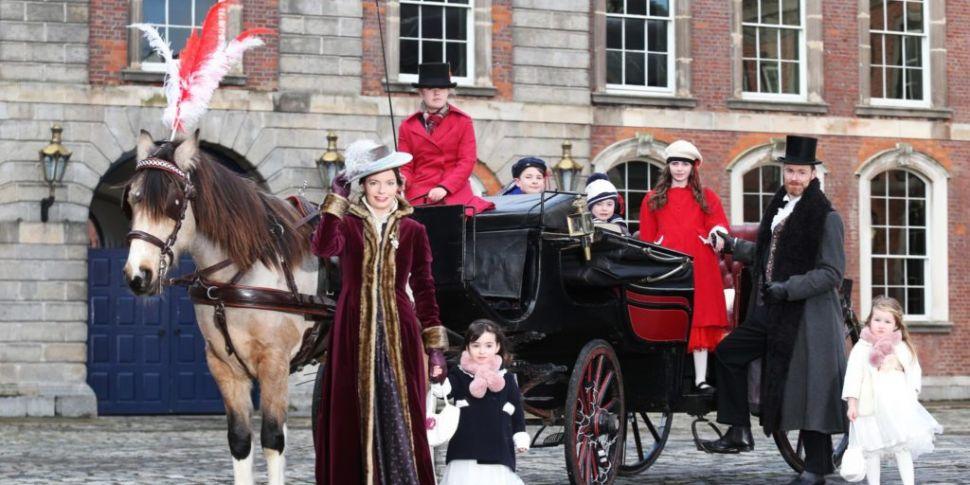 Dublin Castle Christmas Market...