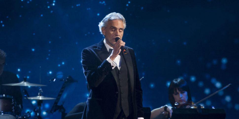 Andrea Bocelli Announces Secon...