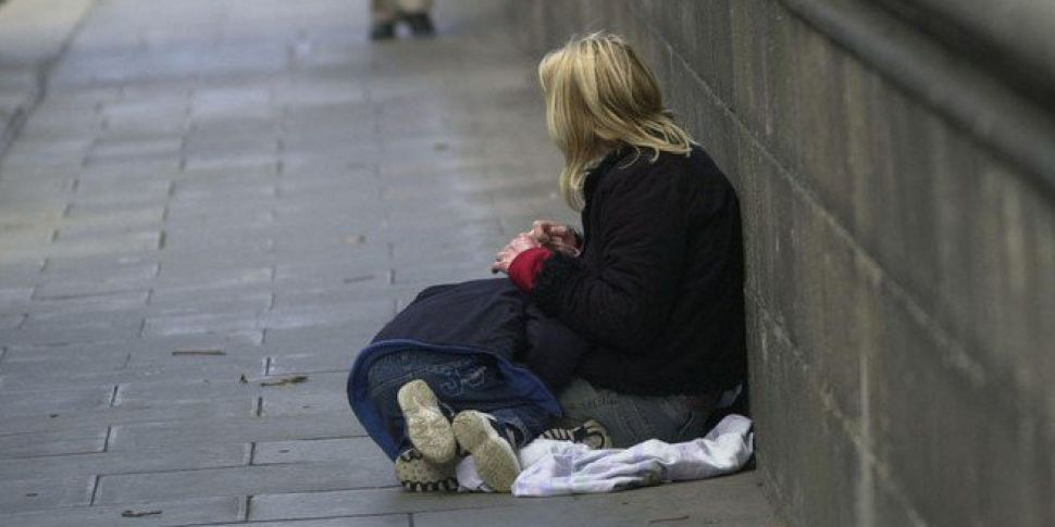 Number Of Homeless Families Dr...