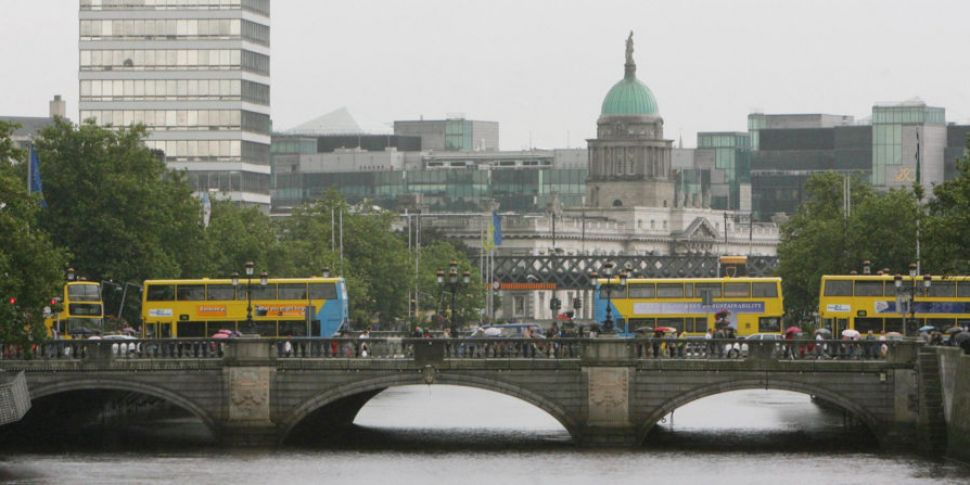 Dublin City 5th Most Deprived...