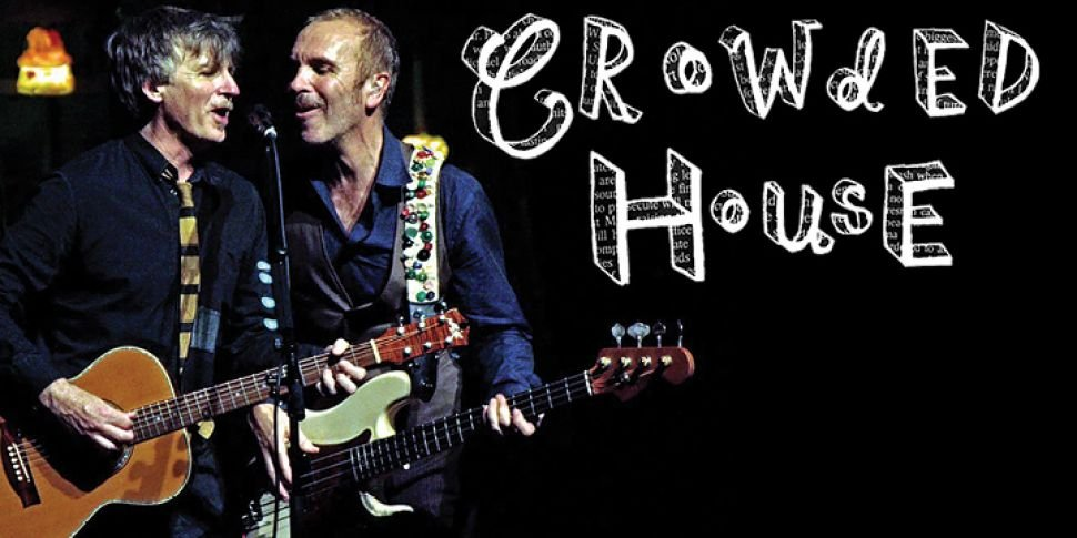 Crowded House Announced For Su...