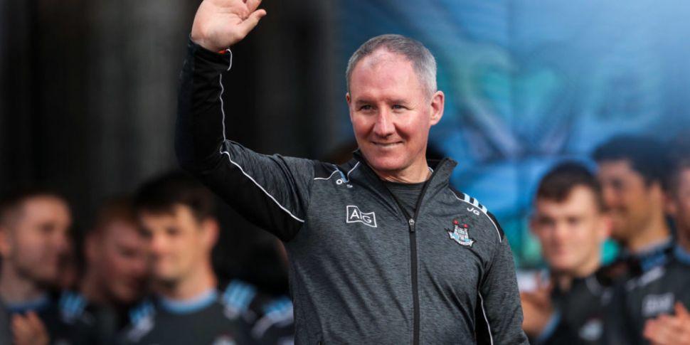 Jim Gavin Steps Down As Dublin...