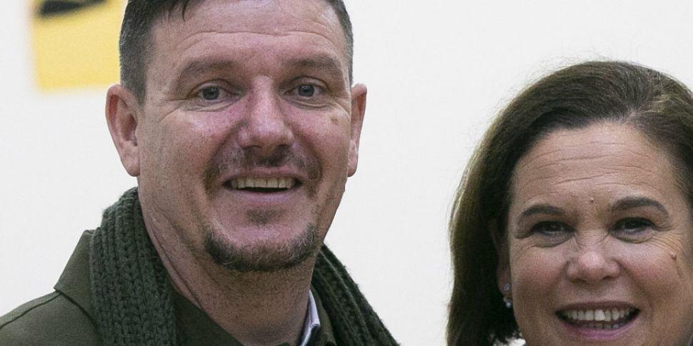 Sinn Féin's Mark Ward Elected...
