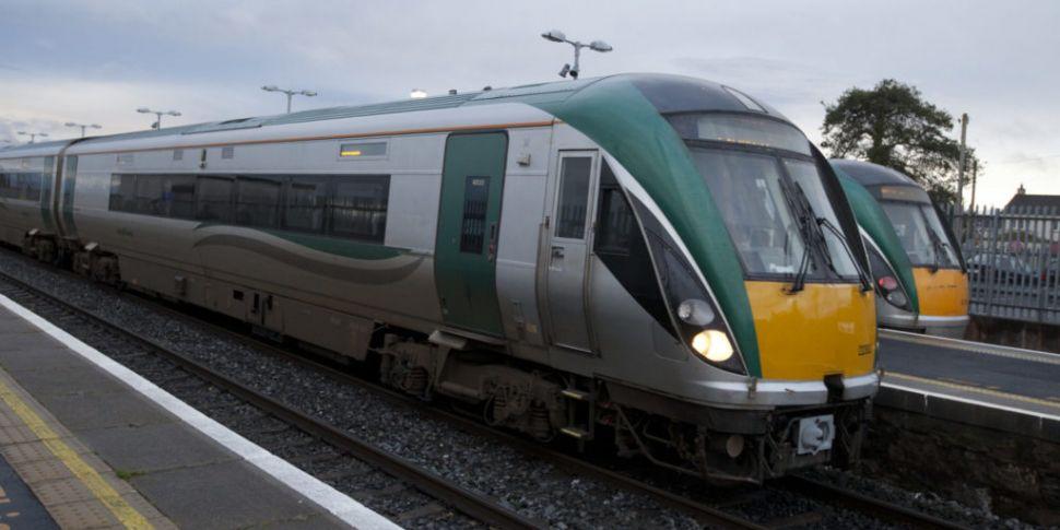 Irish Rail Passengers Banned F...
