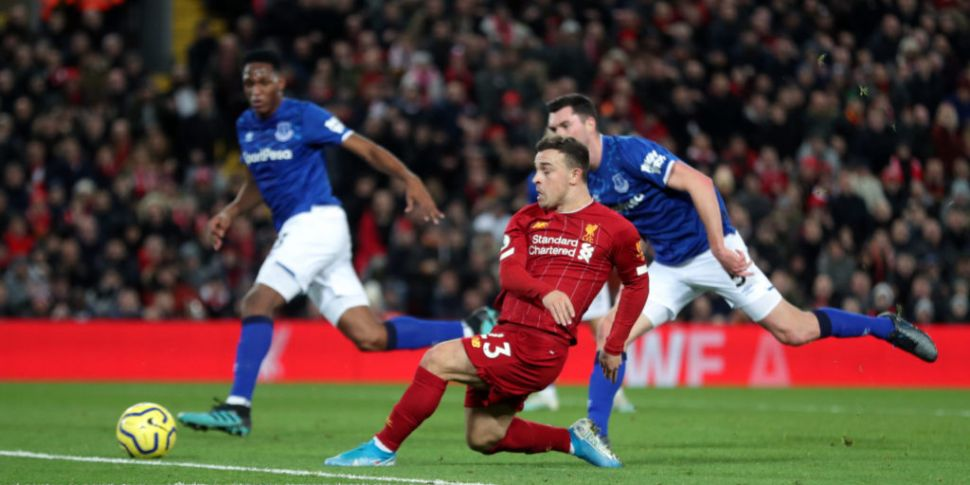Merseyside derby to take place...
