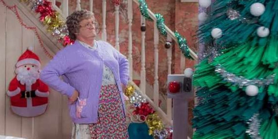 Mrs Brown's Boys New Year's Sp...
