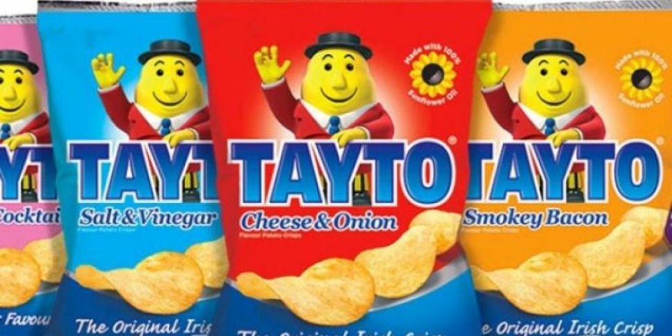 Tayto Pop-Up Shops Opening In...