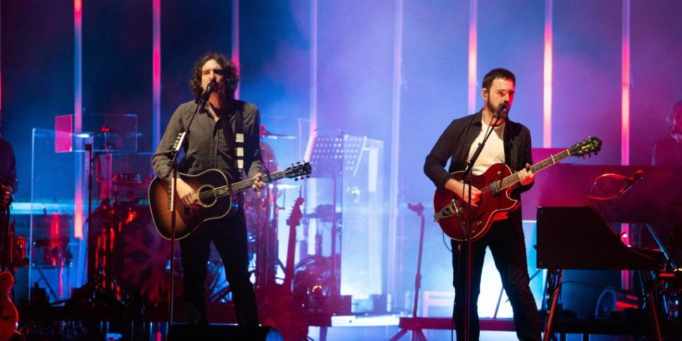 Snow Patrol Have Announced A G...