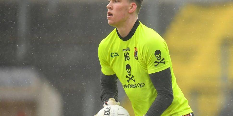 Cork goalkeeper Mark White opt...