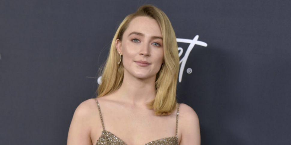 BAFTAs 2020: Saoirse Ronan Nom...