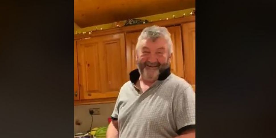 Video Of Irish Dad Being Prank...