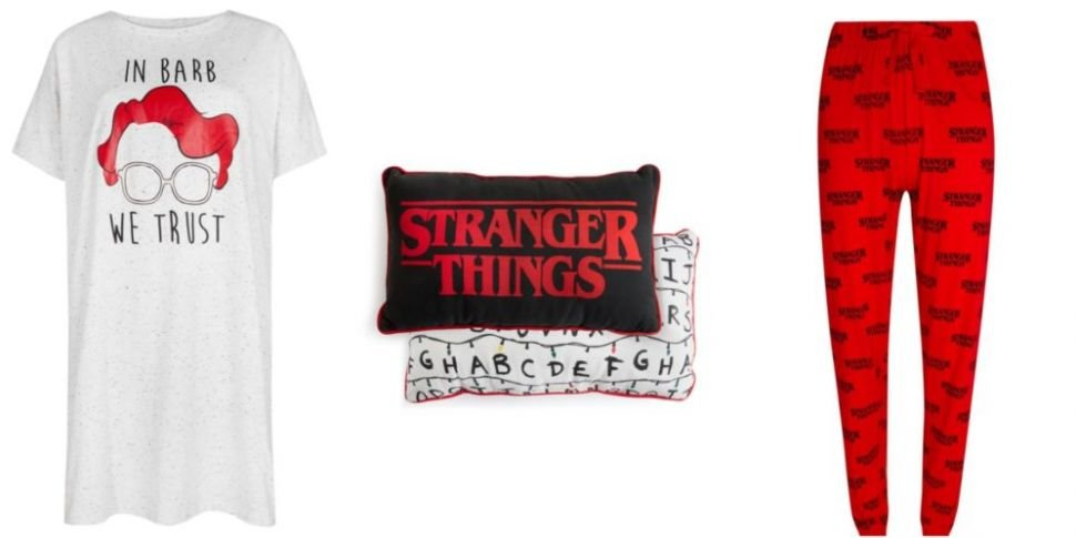 New Stranger Things Collection...