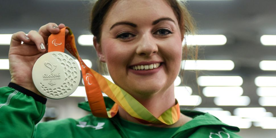 Double Paralympic medallist Or...
