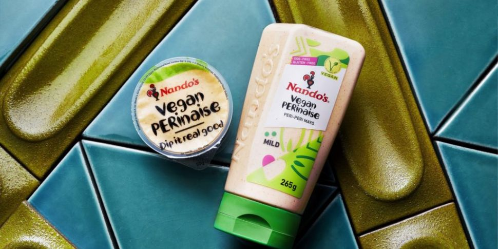 Nando's Launches Vegan PERinai...