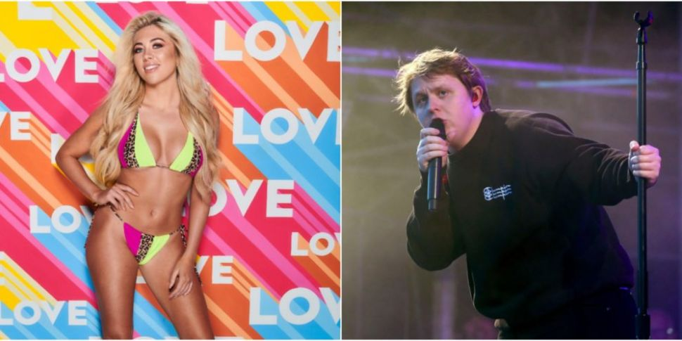 Lewis Capaldi Reacts To His Ex...